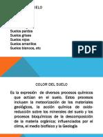 Clase 8 Color  y agua del suelo (1)