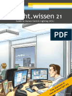 "licht.wissen No. 21 ""Guide to Human Centric Lighting (HCL)"