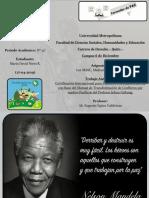 Transformación de Conflictos por medios pacíficos del Profesor Johan Galtung