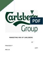 MARKETING MIX OF CARLSBERG.docx