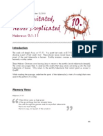 Hebrews study guide - Section 10 - Imitated Never Duplicated