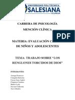 TRABAJO FINAL RENGLONES TORCIDOS DE DIOS