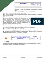 TD Fascicule complet 2014-2015 CORRIGE