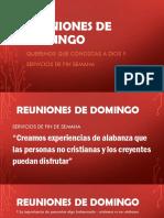 3.VERSION EXT.-REUNIONES DE DOMINGO -Que conozcas a Dios.pptx