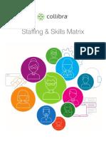 Collibra Staffing Skills Matrix