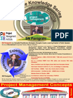 #Project Management Concepts - Ready Reckoner# a Quick Referance Guide for Preparing PMP Exam Based on PMBOK - 6 Edition by SN Panigrahi