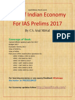 Crux of Indian Economy for IAS Prelims 2017.pdf