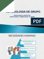 RESOLUCION DE CONFLICTOS Y Aada