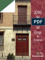 JOYAS Del Museo Del Encaje. de Tordesillas