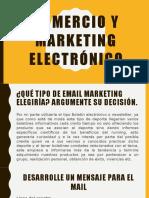 Comercio y Marketing Electrónico