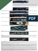[Review] Thomann t.amp E800 Pro PA Amplifier - [English]