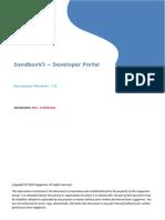 Solution_Blueprint_SandboxV3_DeveloperPortal_v1.0.docx