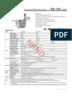 DR-120-spec