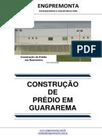 Construção de Prédio Em Guararema
