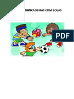 EBOOK - Jogos e Brincadeiras com bola