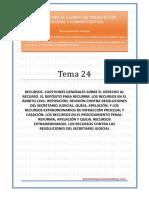 _Tema 24 - Recursos civiles y penales.pdf