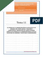 _Tema 11 - El Letrado de la Administración de Justicia.pdf