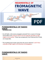 Fundamentals of EM wave
