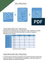 DESCRIPCIÓN DEL PROCESO ISAC HYSYS DIAPOS-1