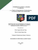 HACCP DE ESPECIAS
