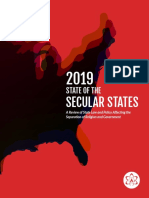 State of the Secular States Report