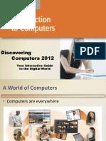 intro to computing course presentation