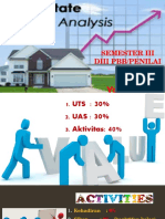 1. Market Research in Real Estate Appraisal