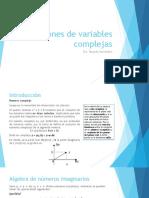 Semana 1 Funciones de variables complejas  (1).pptx