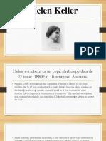 Helen Keller prezentare