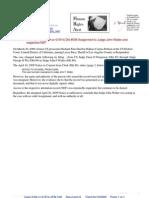 08-04-10 Fine v Sheriff (2:09-cv-01914) Dkt #008 Referral to Judge John Walter and Respective NEF s