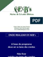 Vida Total da Igreja - neb's slides