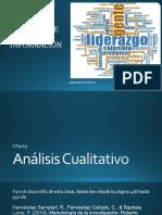 ANALISIS CUALITATIVO Y CUANTITATIVO