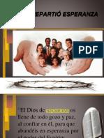 El REPARTIÓ ESPERANZA.pptx