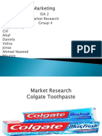 Colgate latest