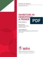 inhibidores en hemafilia
