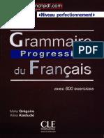 FRENCHPDF.COM Grammaire progressive du français Niveau Perfectionnement.pdf