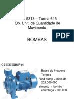 BOMBAS UFSC
