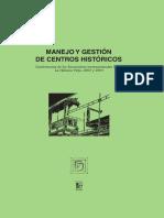 2004. Coulomb. SOSTENIBILIDAD SOCIAL EN LOS CENTROS