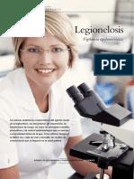 .Legionelosis.Vigilancia epidemiologica
