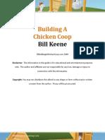 BuildingAChickenCoop