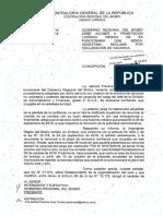 Contraloría General de La República_Ordena Pago de Licencia a Funcionaria Del CORE