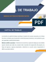 9. CAPITAL DE TRABAJO