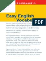 EasyEnglishVocabulary