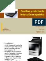 EySer - Parrillas y Estufas de Induccion Magnetica