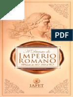 E-book - A Divisão do Império Romano
