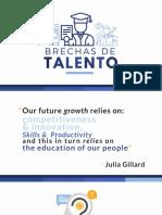 Bechas de Talento 2017 - Informe de Resultados generales