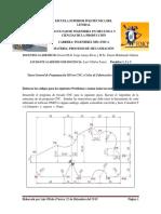 Tarea General de Programación ISO en CNC y Ciclos de Fabricación (Procesos de Mecanización)