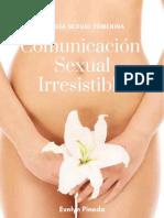 Comunicación Sexual Irresistible
