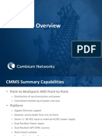 CMM5 Overview