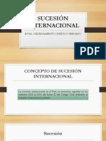 Tema 12 - La Sucesión en el DIP
